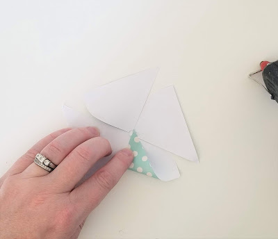 how to make paper pinwheels