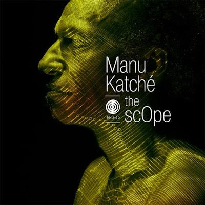 """Avec son nouvel album """"The Scope"""", Manu Katché s'éloigne du jazz pour l'electro soul. Sur #LACN"""