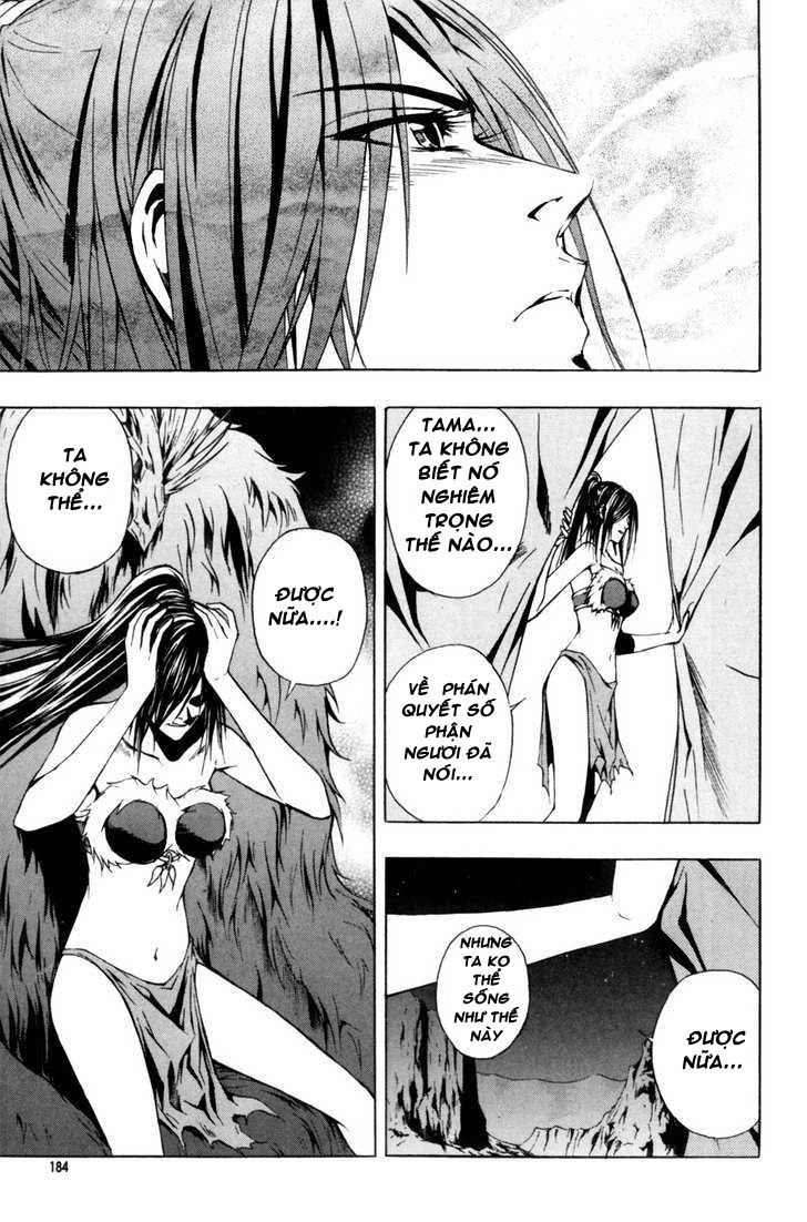 The Red Soul chap 13 trang 22