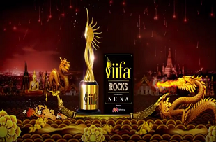Poster Of IIFA Rocks The Party Begins 2018 Watch Online Free Download