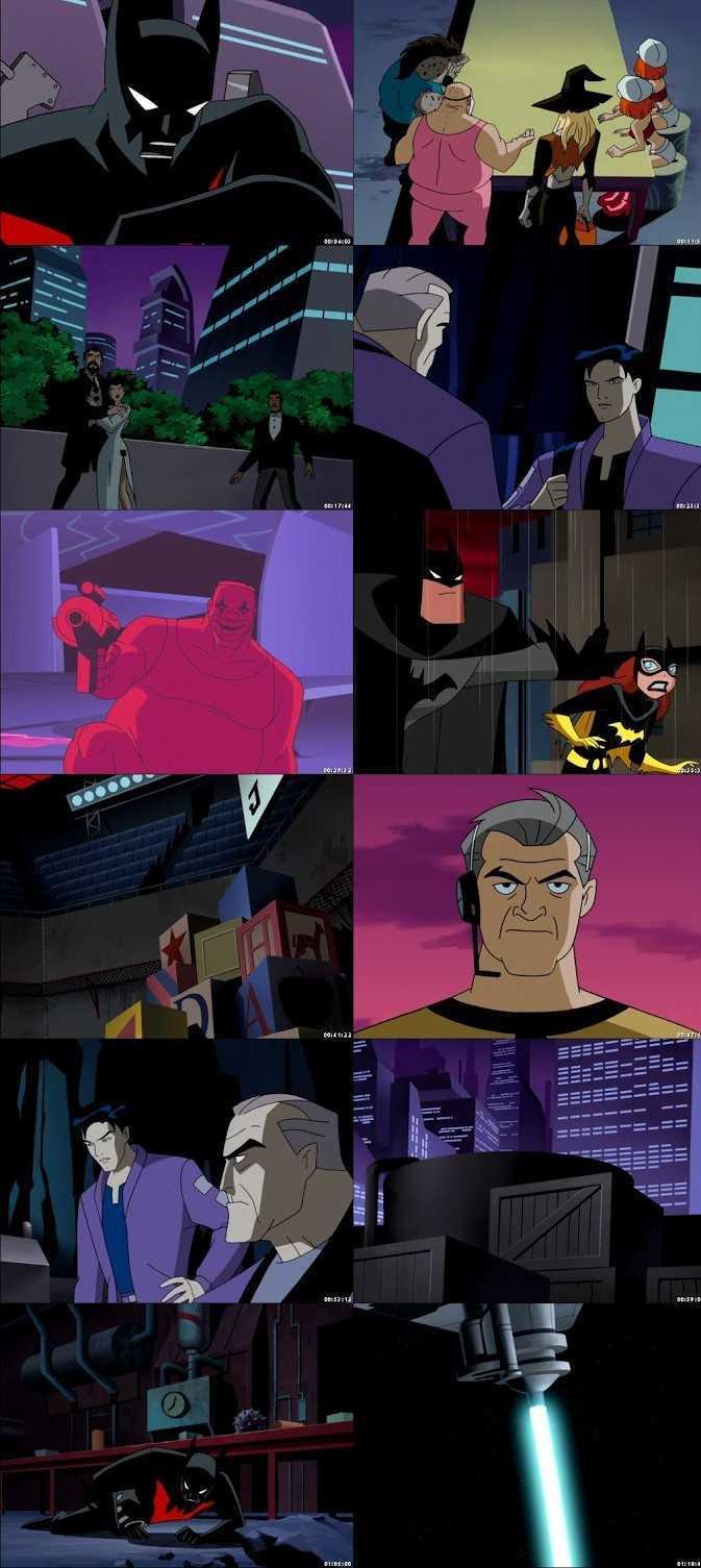 Batman Beyond: Return of the Joker 2000 Screenshot
