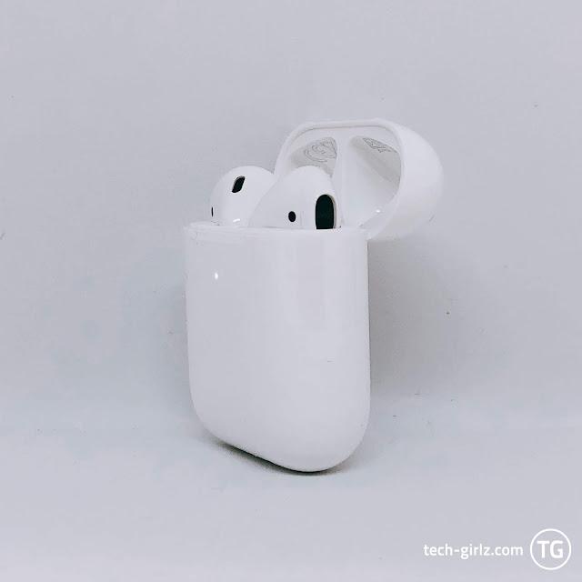 AirPods2 無線充電版