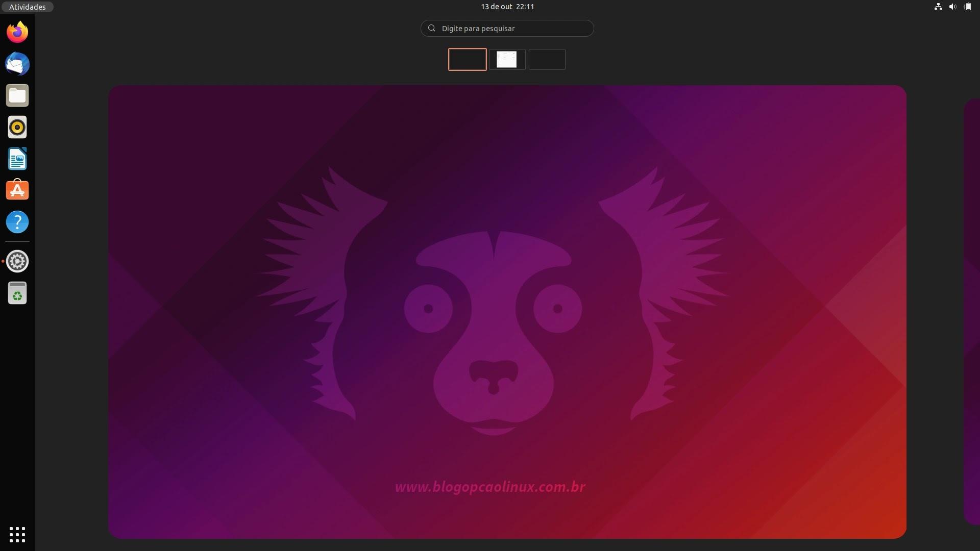 O Ubuntu 21.10 (Impish Indri)