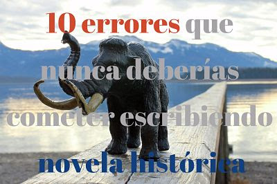 Errores novela histórica