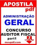 Apostila Administração Geral Auditor Fiscal pdf parte1
