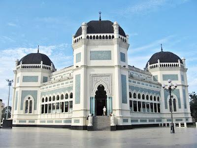 Masjid Raya Al-Mahsun