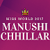 Miss World 2017 Manushi Chillar Pics