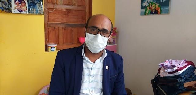 Em seu quarto mandato em Itapicuru, vereador Bolinho acredita em sua popularidade