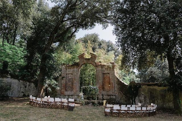 Boda en una villa toscana chicanddeco