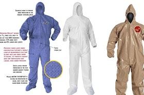 Bio-Hazard Protective Suites