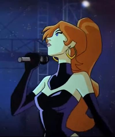 Goth Girls In Cartoons - Depressing look happened favourite 90s cartoon characters