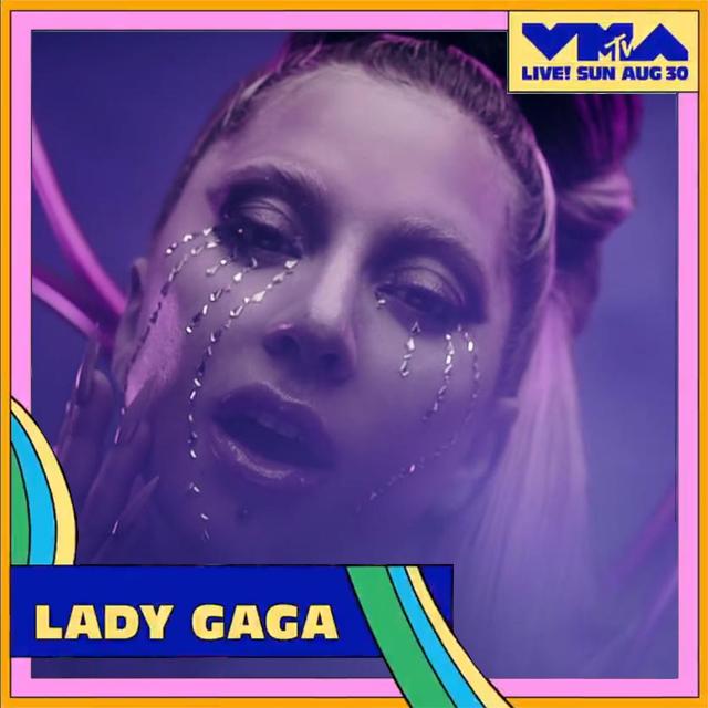Lady Gaga Receives 9 VMA Nominations