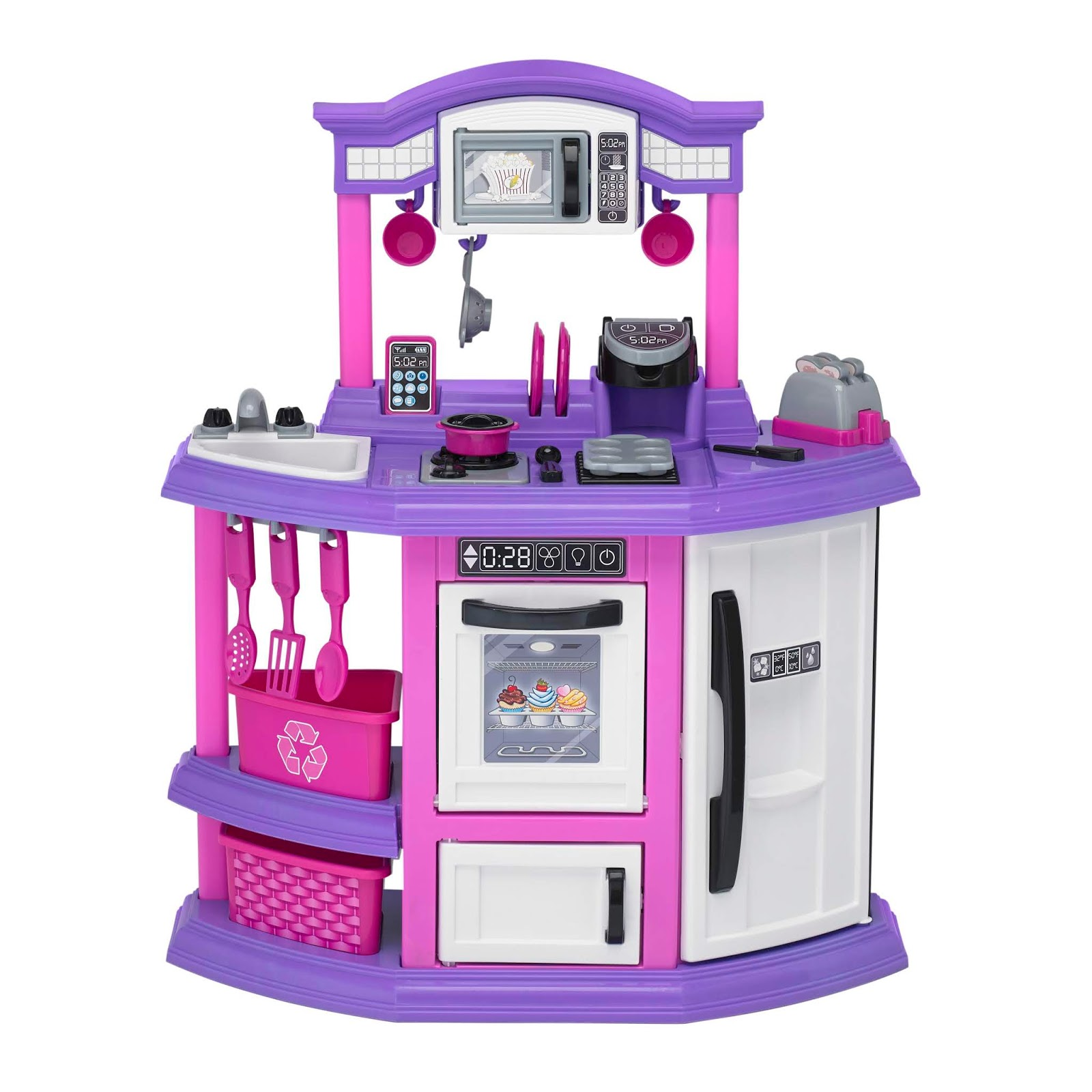 American Plastic Toys Baker\'s Kitchen $25.52 (was $41.98) at ...
