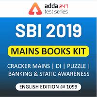 SBI PO Main Exam 2019 – English Language Preparataion | Must Do Topics_70.1