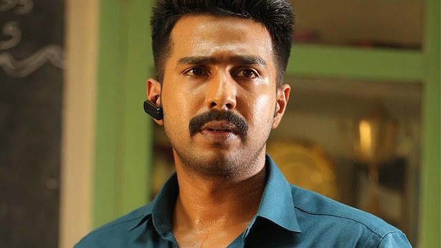Ratsasan movie fame 'Vishnu Vishal' Silukkuvarupatti Singam Hindi dubbed movie.