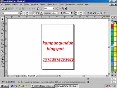 CorelDraw 10 Full Version
