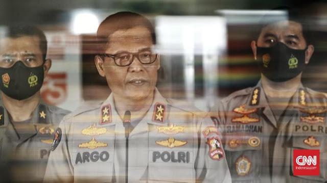 Polri Ancam Penjarakan Pembuat Hoaks Jakarta Lockdown