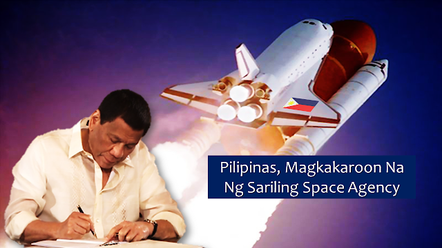 "Aside from the law that seeks to lessen the burden of Filipinos from paying the high electricity costs and eliminating the obstruction of power lines, President Rodrigo Duterte also signed a law creating the Philippine Space Agency (PhilSA).        Ads   Republic Act (RA) 11363 establishes the Philippine Space Agency (PhilSA) which is tasked to serve as the ""primary policy, planning, coordinating, implementing, and administrative entity of the Executive Branch of the government that will plan, develop, and promote the national space program in line with the Philippine Space Policy.""    The Philippine Space Policy, under RA 11363, will focus on national security and development; hazard management and climate studies; space research and development; space industry capacity building; space education and awareness; and international cooperation for development of science and technology applications to ensure the country's sustained progress.    The PhilSA will be an attached agency of the Office of the President for purposes of policy and program coordination, to ensure alignment in national policies and priorities.    The agency will be chaired by a director general who will be appointed by the President subject to the confirmation by the Commission on Appointments,    The PhilSA head will also have the rank and compensation of a Cabinet Secretary.    The law provides that the PhilSA proper will be composed of the Office of the Director General, the Offices of the Deputy Director General, and various divisions that will be created as deemed necessary.    A 30-hectare land under the administration of the Bases Conversion and Development Authority within the Clark special economic zone in Pampanga and Tarlac will be allocated exclusively for the PhilSA office and its research facilities.    RA 11363 also mandates the creation of the Philippine Space Council (PSC), which will be the principal advisory body for the coordination and integration of policies, programs and resources affecting space science and technology application.    The council will be chaired by the President and vice chaired by Science and Technology Secretary.    Other members of the PSC are secretaries of National Defense, Finance, Foreign Affairs, Agriculture, Environment, Trade, and Information; respective chairpersons of Senate and House science and technology committees; and National Economic and Development Authority adviser.    Duterte signed the law on August 8, 2019. Palace released a copy of the law on Wednesday, August 14.  Ads      Sponsored Links    Under the law, the PhilSA will be the central government agency addressing all national issues and activities related to space and science and technology applications.  The PhilSA will also be the primary policy, planning, coordinating, implementing and administrative entity of the Executive branch of the government that will plan, develop, and promote the national space program in line with the Philippine Space Policy.  It will be an administrative entity of the Executive branch of government.  The law also establishes the Philippine Space Development and Utilization Policy or the Philippine Space Policy which will serve as the country's primary strategic roadmap for space development which will embody the country's goal of becoming a space-capable and space-faring nation within the next decade.  It will prioritize areas of space science and technology applications (SSTAs) that would address national issues, promote the efficient utilization of space assets and resources, establish capacity-building measures for human resources development, strengthen national defense, and enhance international cooperation.  It will also focus on six key development areas namely: National Security and Development; Hazard Management and Climate Studies; Space Research and Development; Space Industry Capacity Building; Space Education and Awareness; and International Cooperation."