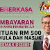 Pembayaran Bantuan GKP 3.0 RM 500 Bermula 12 Julai