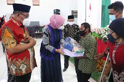 Widya Murad Ismail Harap Forpela Rawat Kerukungan Umat Beragama di Malra dan Tual