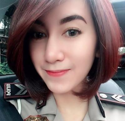 polwan indonesia cantik dan seksi