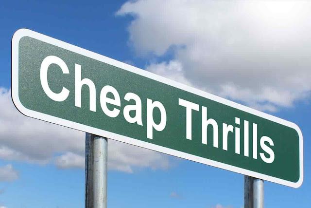 lyrics of cheap thrills