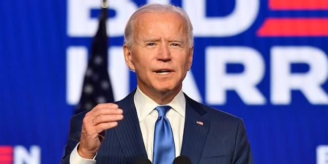 Joe Biden Menangi Pilpres AS 2020 Setelah Raup 290 Electoral Votes