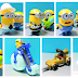 It's Minions Mania at McDonald's on May 31! Collect All 10 Despicable Me 3 Happy Meal Toys