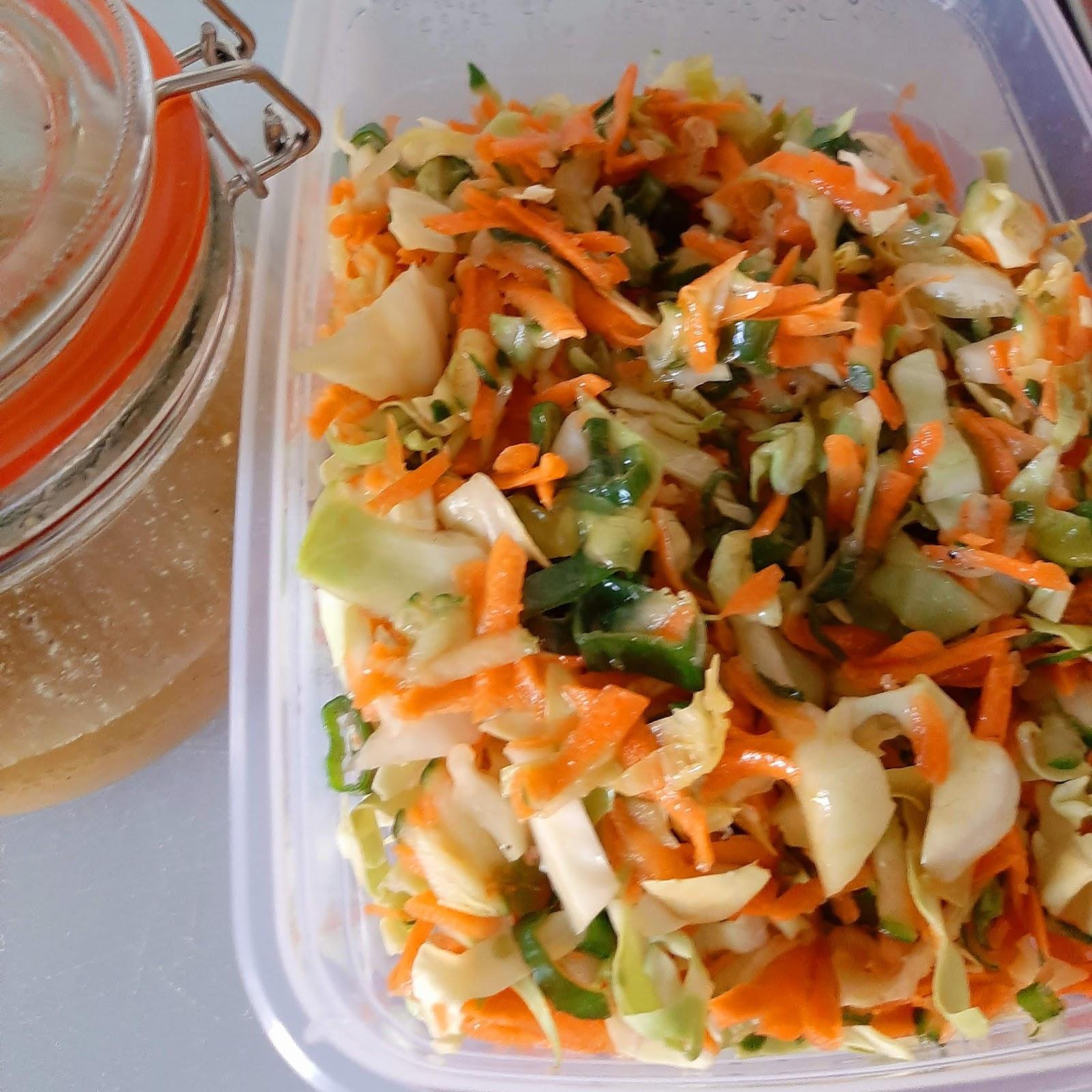 Kaali Porkkana Salaatti
