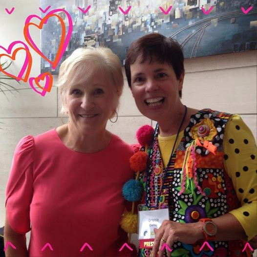 Dr. Jean and Debbie Clement together on TwitterChat! 12/16