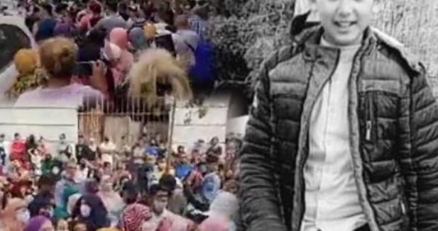 """احتجاجات بـ""""طنجة"""" أمام منزل المجرم قاتل عدنان"""
