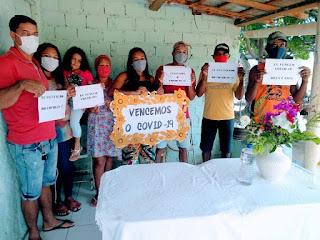 Coronavírus em Marcionílio Souza