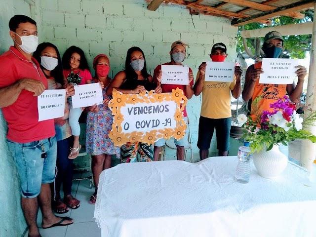 Ótima notícia! Todos infectados com Coronavírus em Marcionílio Souza já estão recuperados