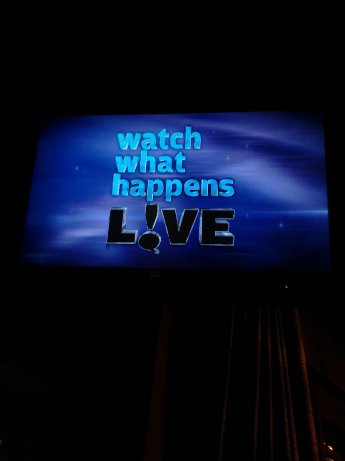 What Happens In A Youtube Minute Infographic: Oh Hell Yes!: My 'Watch What Happens Live' Experience