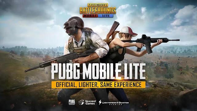 pubg lite for mobile
