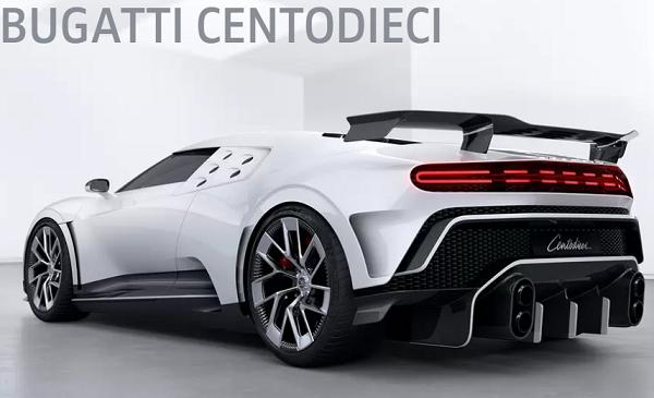 Bugatti Centodieci Siap Produksi Pada Thun 2022