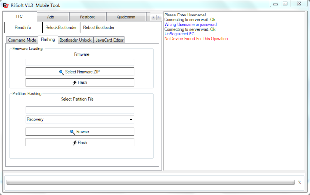 RBSoft Mobile Tool - V1.3 With || User Name || And Password Free Download Working 100%