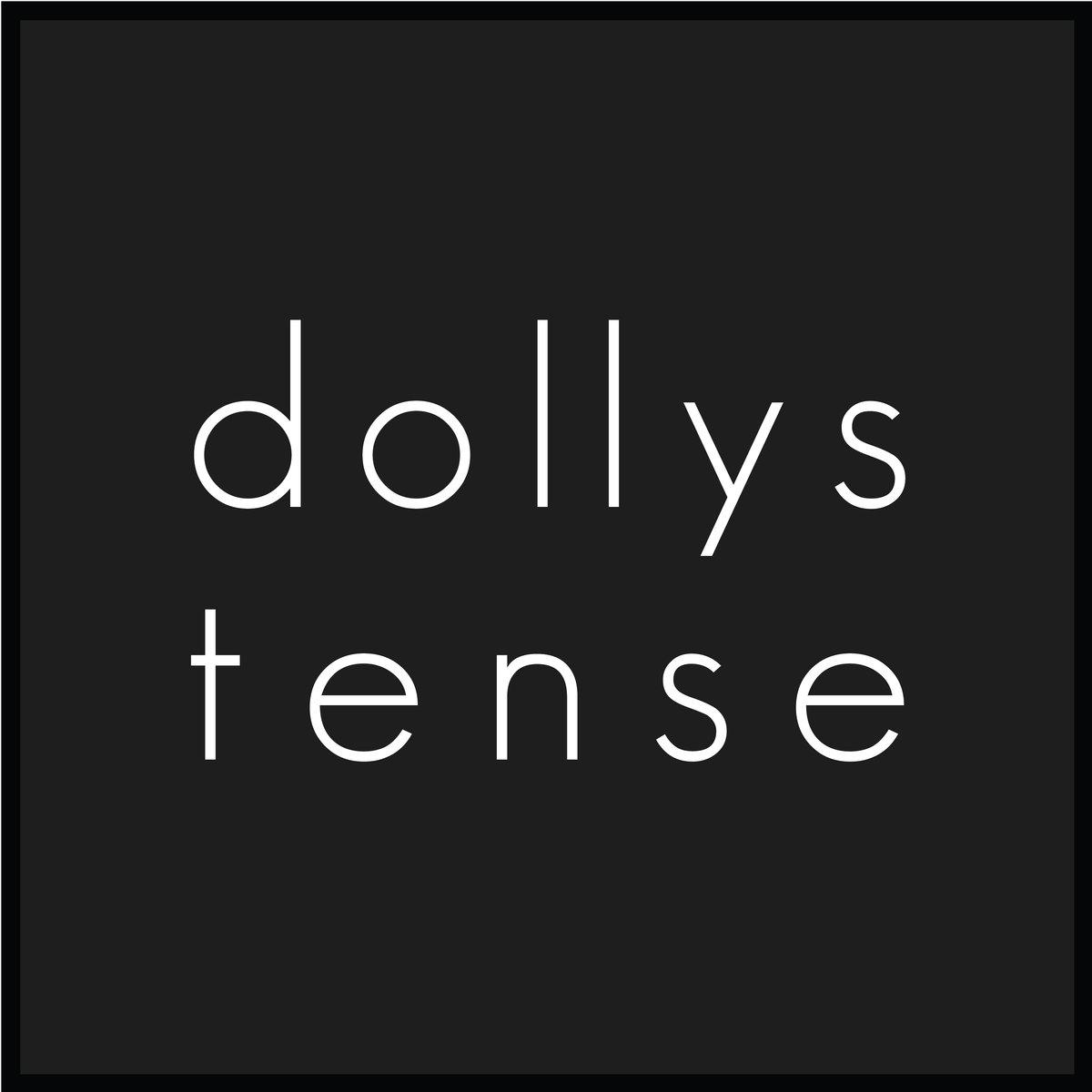 dollys, <i>tense</i>, 2017   CoolDad Music
