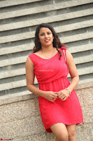 Shravya Reddy in Short Tight Red Dress Spicy Pics ~  Exclusive Pics 126.JPG