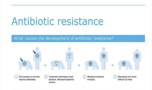 Story Behind Antibiotic Resistance