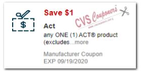 act cvs app coupon