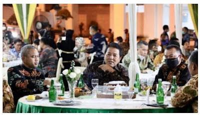 Gubernur Arinal Ucapkan Terima Kasih Atas Pengabdian Brigjen TNI Toto Jumariono