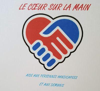 الجمعية الخيرية القلب على اليد بفرنسا تقدم مساعدات كبيرة