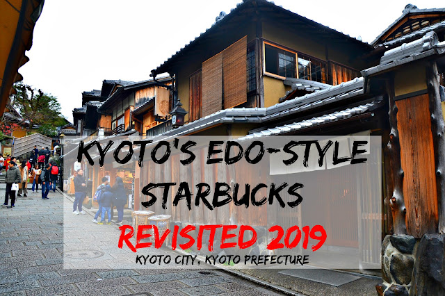 Looking for a place to experience old Japan while sipping your favorite coffee? Then join me as we check out the Edo-style Starbucks in Kyoto.