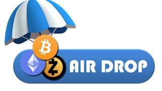 airdrop,bitcoin