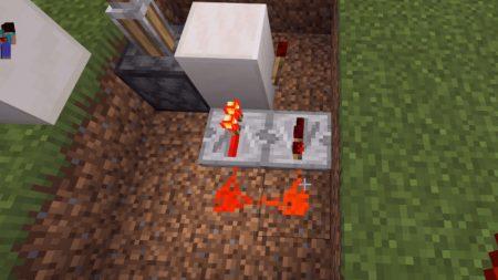 The Redstone Circuit begins