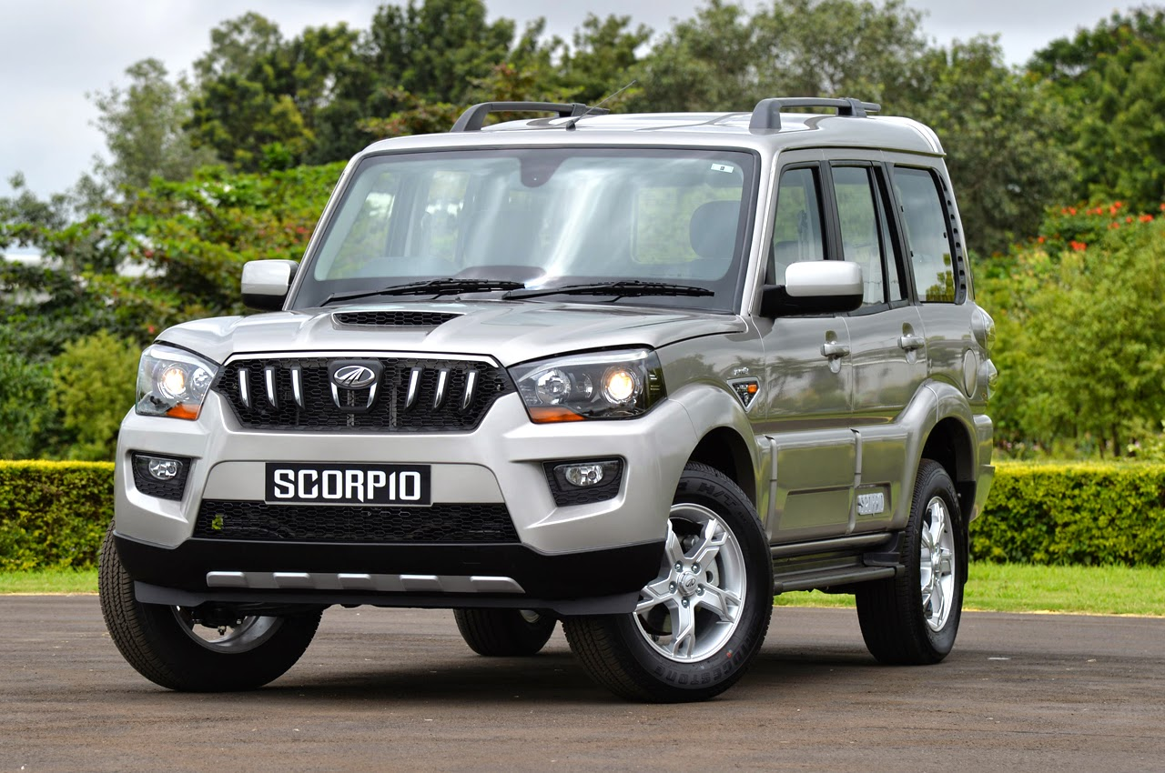 Mahindra 2016 Scorpio Owner's Manual