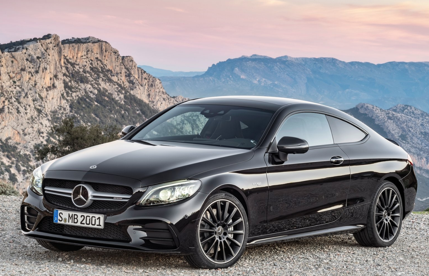 mercedes benz c43 amg coupe 2019 azh cars. Black Bedroom Furniture Sets. Home Design Ideas