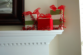 Wood Christmas Gifts! So adorable and inexpensive to make!