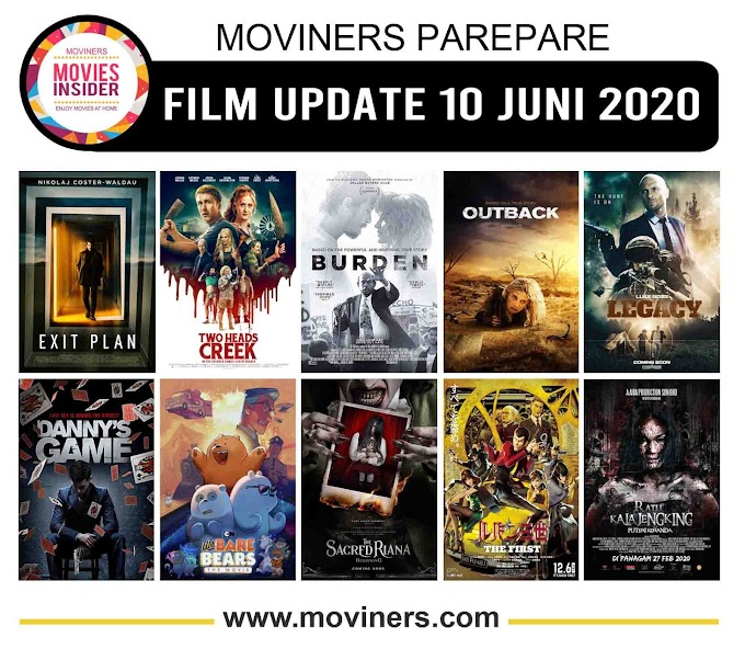FILM UPDATE 10 JUNI 2020
